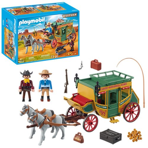 CARROZZA WESTERN PLAYMOBIL 70013