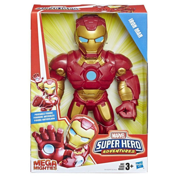 SUPER HERO ADVENTURES MEGA MIGHTIES IRON MAN