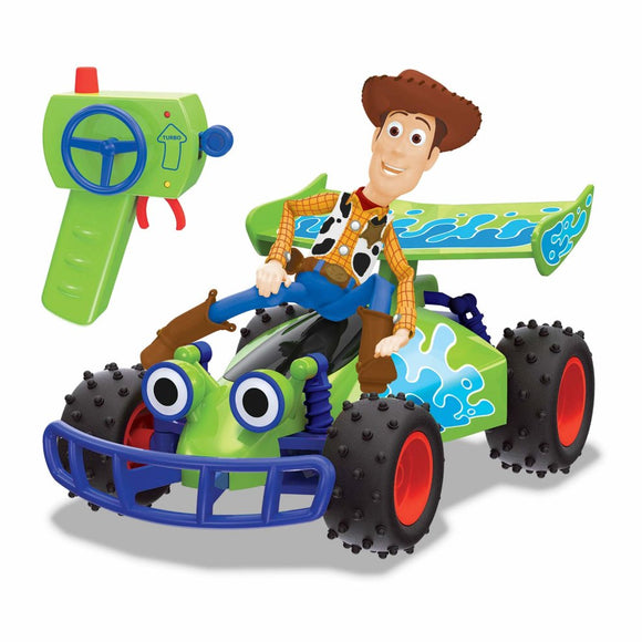 TOY STORY 4 BUGGY CON WOODY R/C 1:24