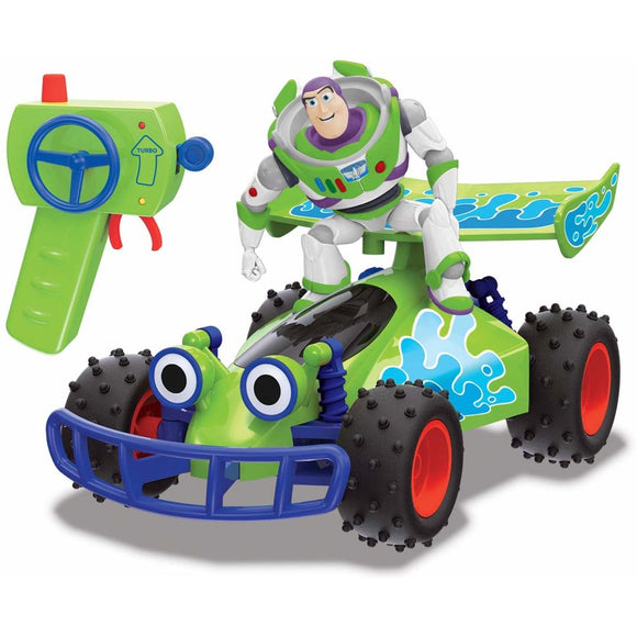 TOY STORY 4 BUGGY CON BUZZ R/C 1:24