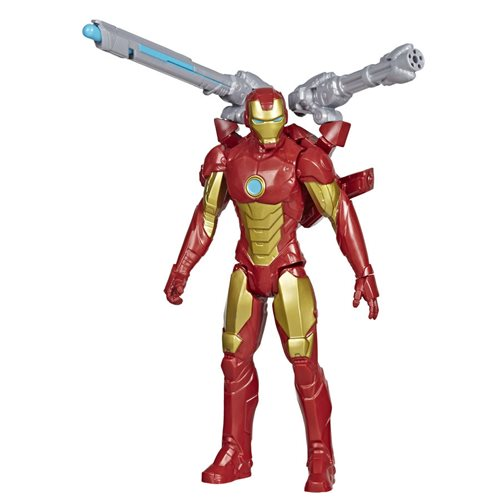 AVENGERS TITAN HERO INNOVATION IRON MAN