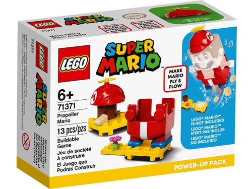LEGO SUPER MARIO 71371 MARIO ELICA POWER UP PACK