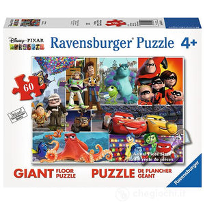 PUZZLE 60 PZ GIANT DISNEY PIXAR FRIENDS