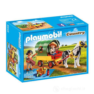 PIC-NIC CON CALESSE PLAYMOBIL 6948