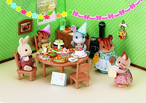 SYLVANIAN FAMILY SET PARTY