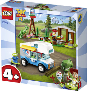LEGO TOY STORY 4 10769 VACANZA IN CAMPER