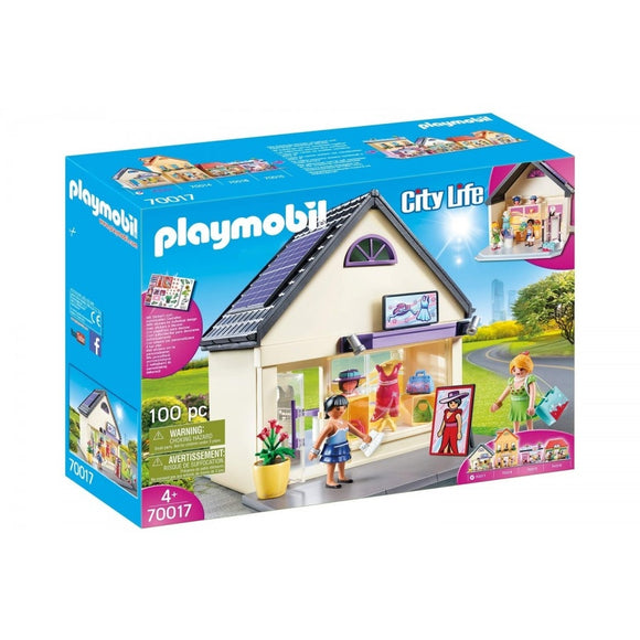 MY FASHION BOUTIQUE PLAYMOBIL 70017