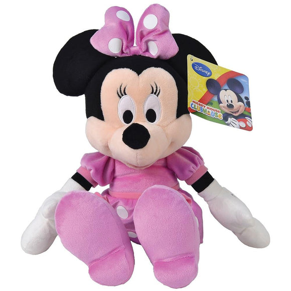 DISNEY PELUCHE MINNIE CLUB HOUSE 43CM