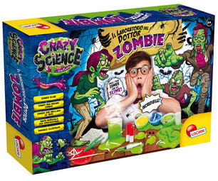 CRAZY SCIENCE IL LABORATORIO DEL DOTTOR ZOMBIE