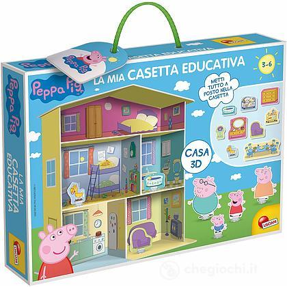 PEPPA PIG CASETTA EDUCATIVA
