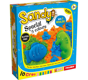 SANDY SPECIAL 3 COLOURS
