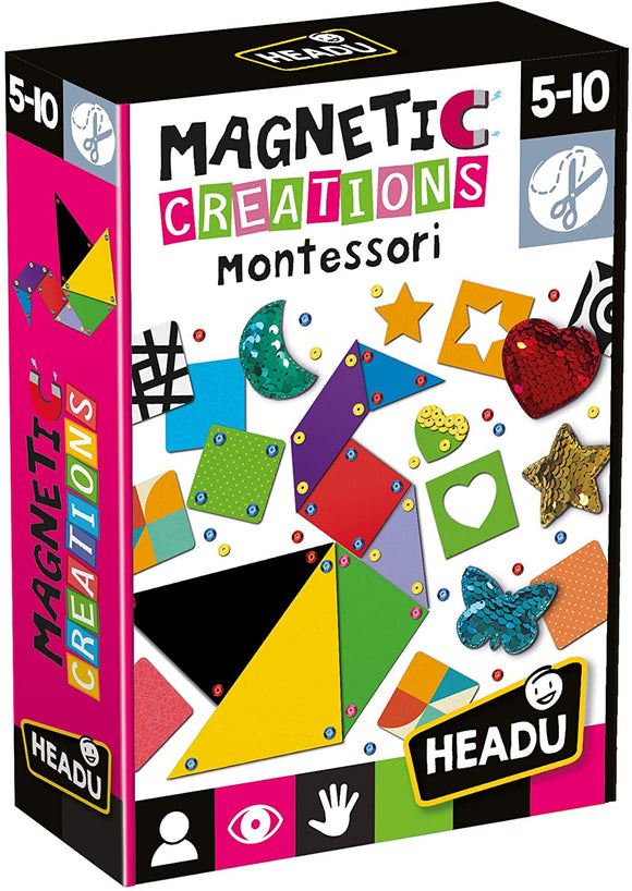MAGNETIC CREATIONS MONTESSORI