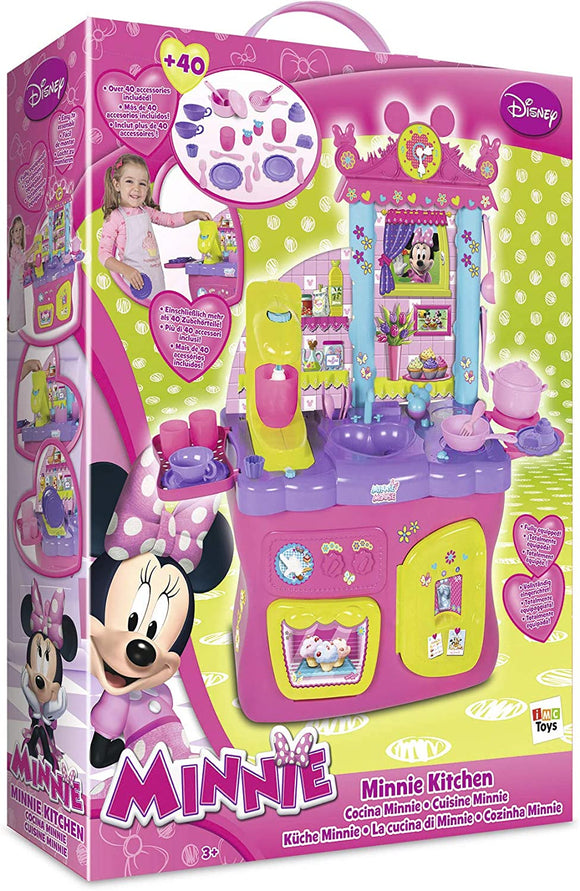 CUCINA MINNIE CON ACCESSORI