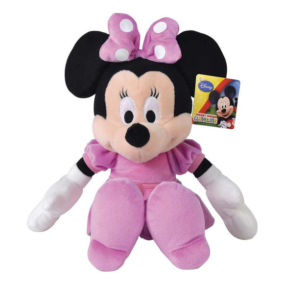 DISNEY PELUCHE MINNIE CLUBHOUSE 25CM