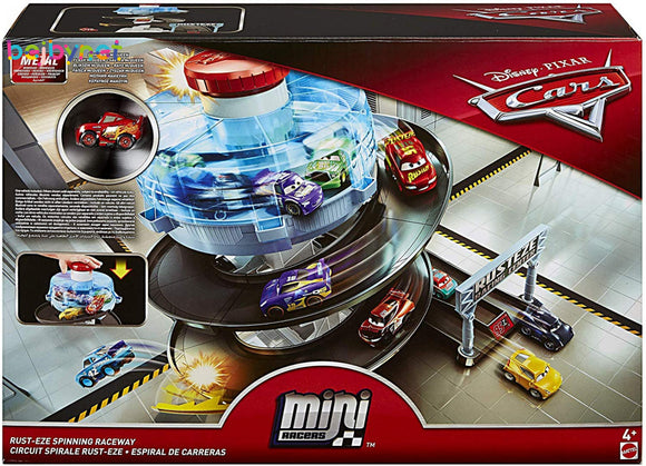 CARS MINI RACERS PISTA SPIRALE