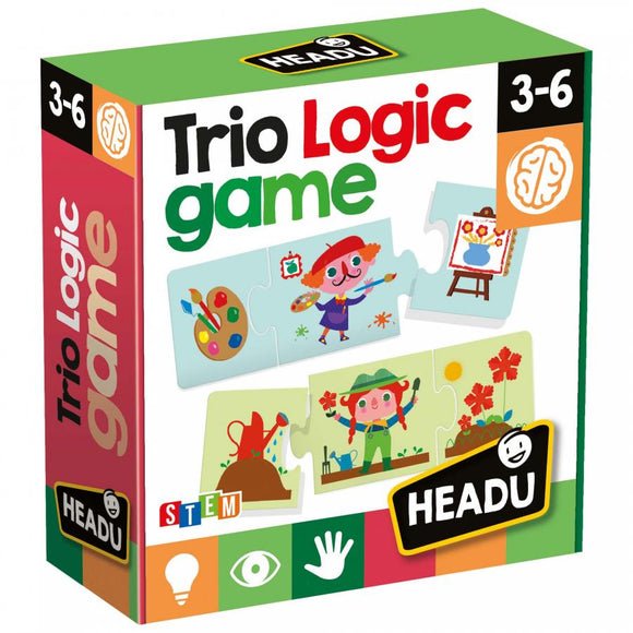 TRIO LOGIC GAME