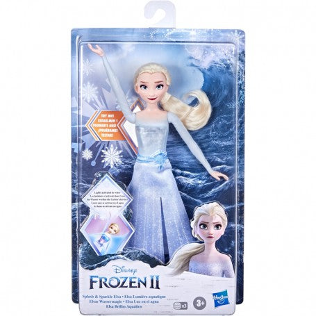 FROZEN II SPLASH & SPARKLE ELSA