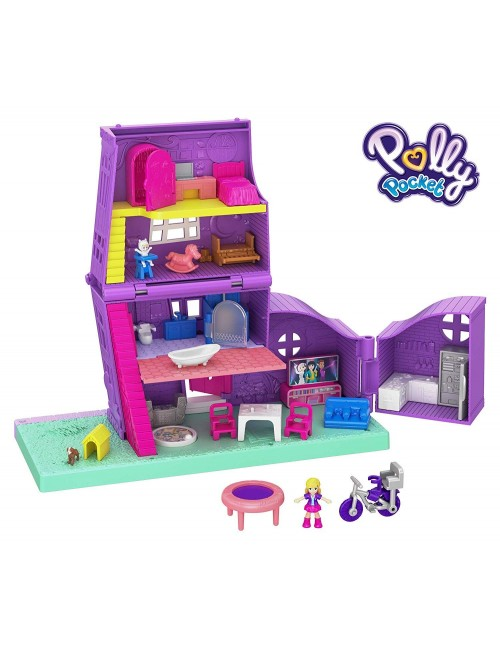 POLLY POCKET LA CASA DI POLLY