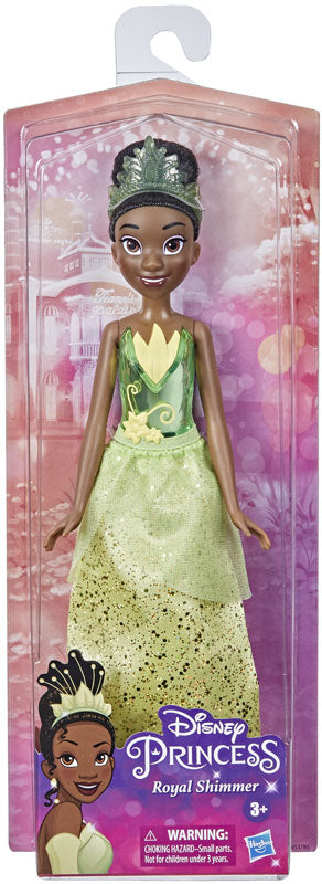 DISNEY PRINCESS ROYAL SHIMMER TIANA 2021