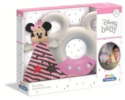 DISNEY BABY MINNIE MUSICAL LAMP