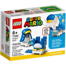 LEGO SUPER MARIO 71384 MARIO PINGUINO - POWER UP PACK
