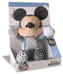 BABY MICKEY GOODNIGHT PLUSH