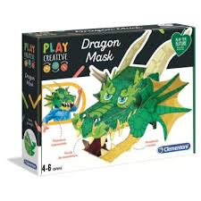 PLAY CREATIVE DRAGON MASK