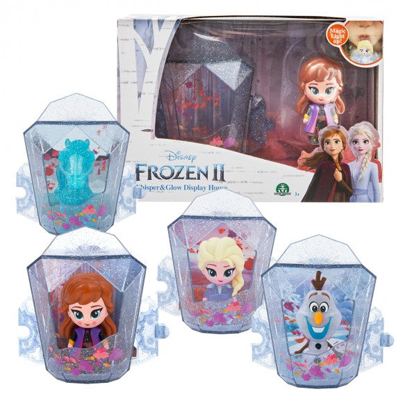 FROZEN II WHISPER&GLOW DISPLAY HOUSE
