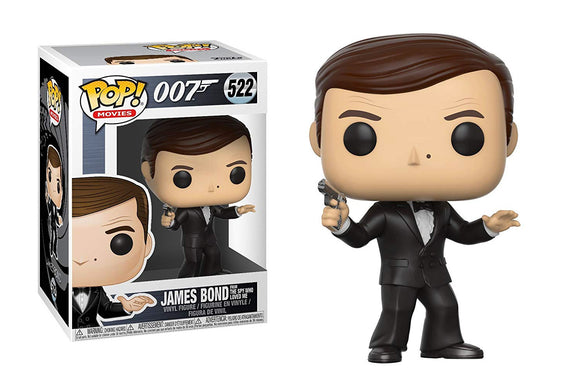 POP JAMES BOND 007
