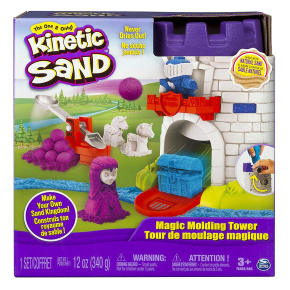 KINETIC SAND TORRE MAGICA