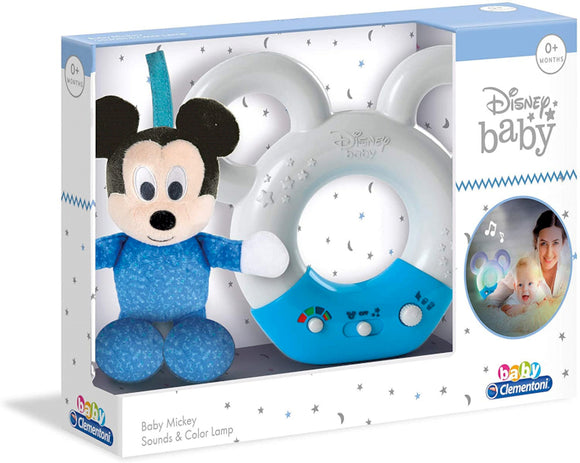 DISNEY BABY MICKEY MUSICAL LAMP