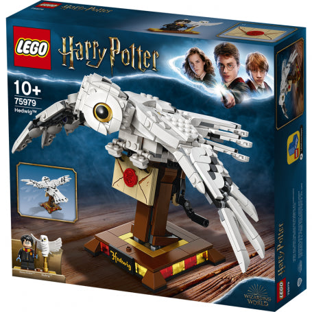 EDVIGE LEGO HARRY POTTER 75979