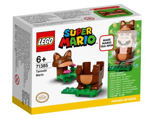 LEGO SUPER MARIO 71385 MARIO TANUKI - POWER UP PACK