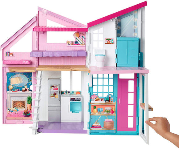 BARBIE NUOVA MALIBU HOUSE