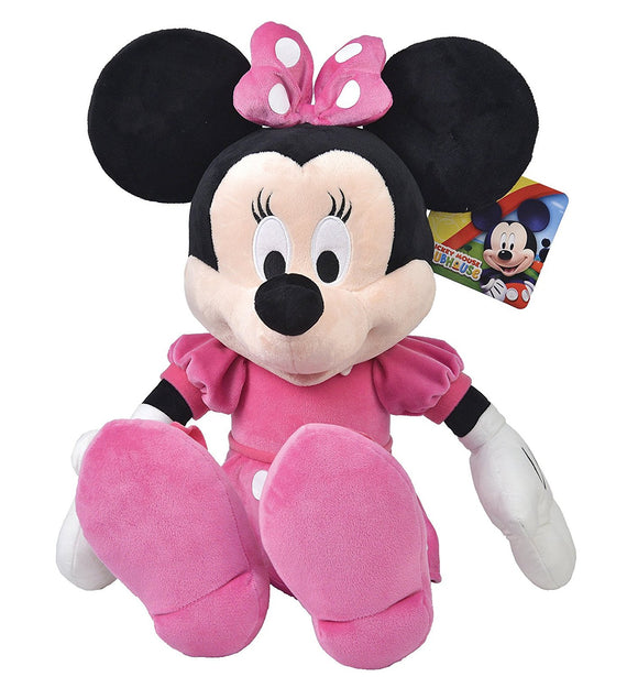 DISNEY PELUCHE MINNIE CLUB HOUSE 61CM