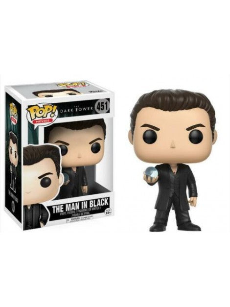 POP MAN IN BLACK