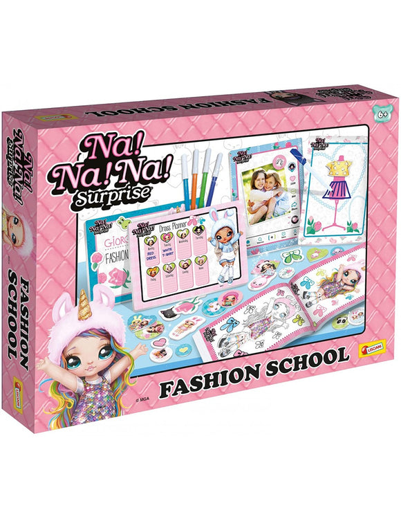 NA NA NA SURPRISE FASHION SCHOOL