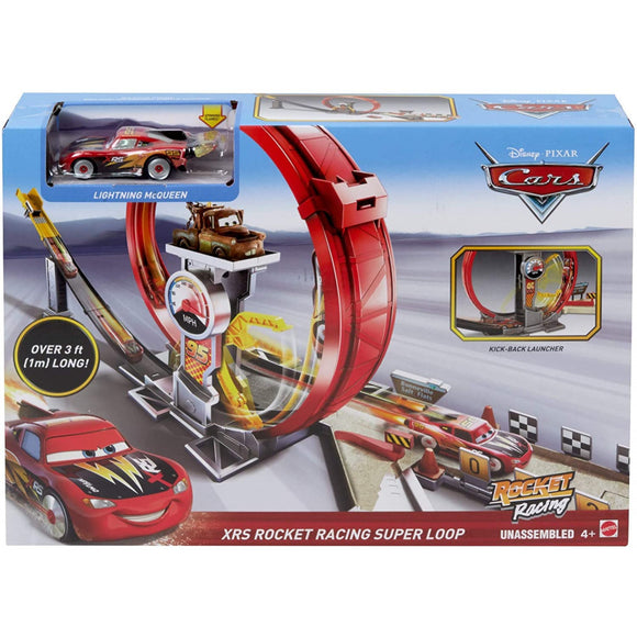 CARS PISTA XRS SUPER LOOP GJW44