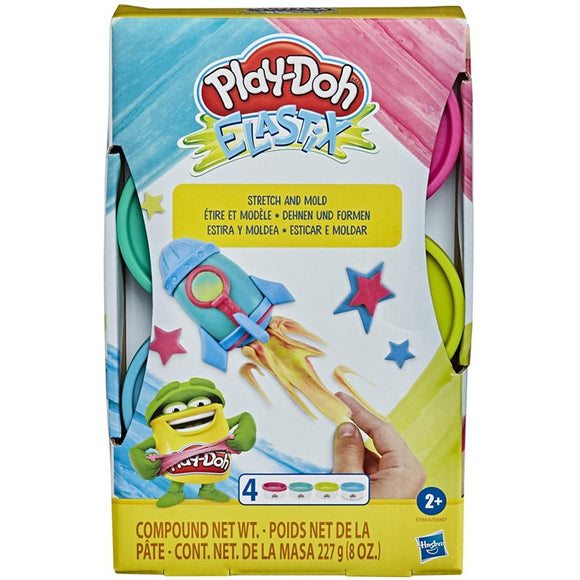 PLAY DOH ELASTIX STRETCH AND MOLD