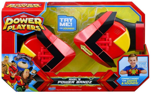 POWER PLAYERS AXEL'S POWER BANDZ