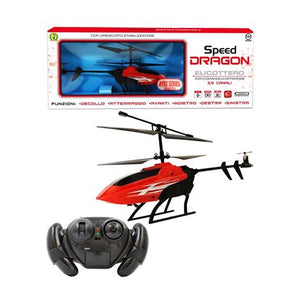 RC ELICOTTERO SPEED DRAGON