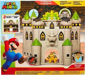 SUPER MARIO BROS CASTELLO DI BOWSER