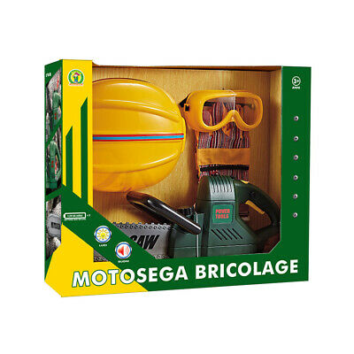 SET BRICO CON MOTOSEGA