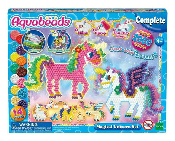 AQUABEADS SET MAGICO UNICORNO