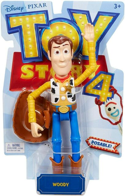 TOY STORY 4 BASIC FIGURE WOODY