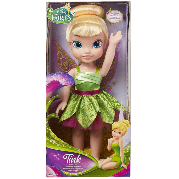 DISNEY FAIRIES LARGE DOLL