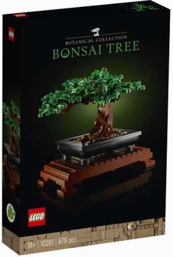 LEGO BOTANICAL COLLECTION 10281 ALBERO BONSAI