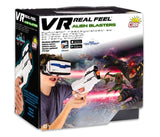 VR REAL FEEL SIMULATORE ALIEN BLASTER