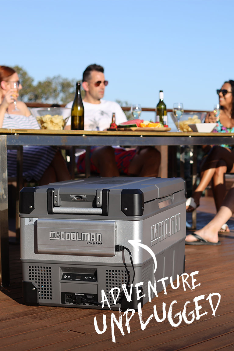 myCOOLMAN | Portable Fridges & Freezers | Adventure Unplugged