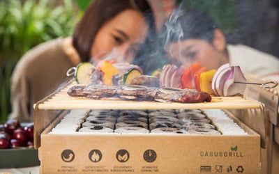 CasusGrill - Single Unit myCOOLMAN | Portable Fridges & Freezers